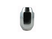 "Acorn Lug Nuts Solid 1-Piece 1/2"" Thread"