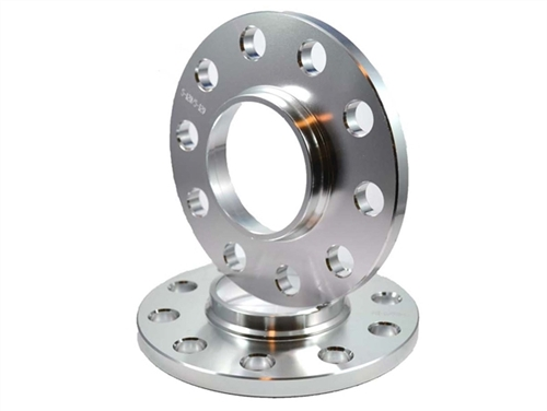 Billet Hub Centric Wheel Spacers 4 Lug 100mm 56.1mm Lip (Pair)