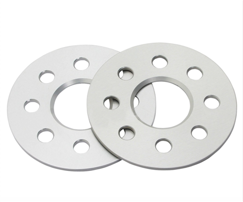 Billet Hub Centric Wheel Spacers 4 Lug 100mm Flat 57.1mm (Pair)