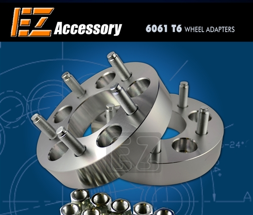 Wheel Adapter 5 Lug 5.5 To 5 Lug 150mm