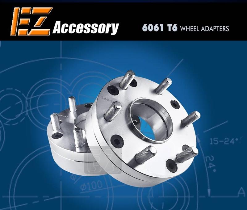 hub centric wheel adapter     thickness