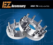 wheel adapters 5x4.5 to 8x6.5