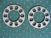 "6 Lug 4.5"" & 5"" Spacer 1/4"" Thick (Pair)"