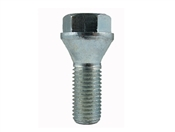 Lug Bolt 12mm x 1.50 Conical Seat 26mm Shank Short Head