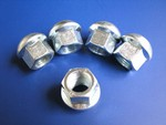 Porsche Ball Seat Open End Lug Nuts 14x1.5
