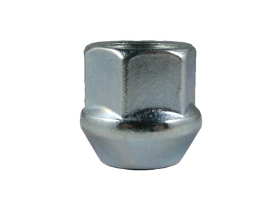 Open End Bulge Acorn Lug Nut 7/16""