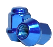 "Blue ATV Bulge 3/8"" x 24 Thread"