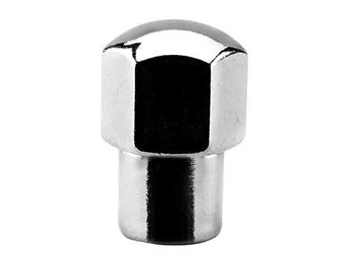 Dome Medium Mag Style Lug Nut 7/16