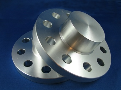 Billet Hub Centric Wheel Spacers Mercedes 10mm Capped Front