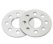 Billet Hub Centric Wheel Spacers 4 Lug 100mm Flat 56.1mm (Pair)