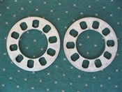 "5 x 4 1/2""-5"" Spacer 1/4"" Thick (Pair)"