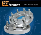 wheel adapters 6x5.5 to 8x180