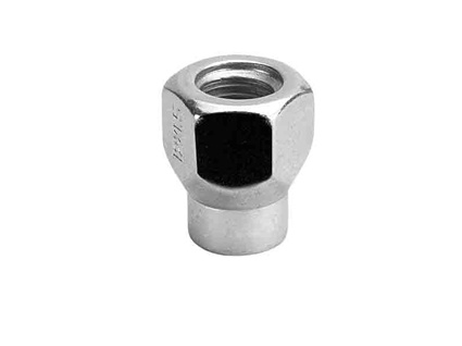 """20 Pcs Lug Nuts ET Conical 7//16/""""  E-T with Center Washers"""