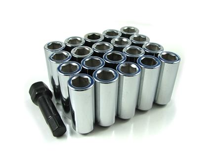 Duplex Tuner Acorn Lug Nuts 14x1.5